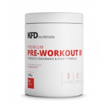 Анаболический комплекс KFD Nutrition PRE-WORKOUT II 375 гр.