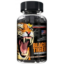 Тестобустер Cloma Pharma Black Tiger 100 кап