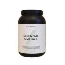 Антиоксидант Myprotein Essential Omega-3 1000капсул